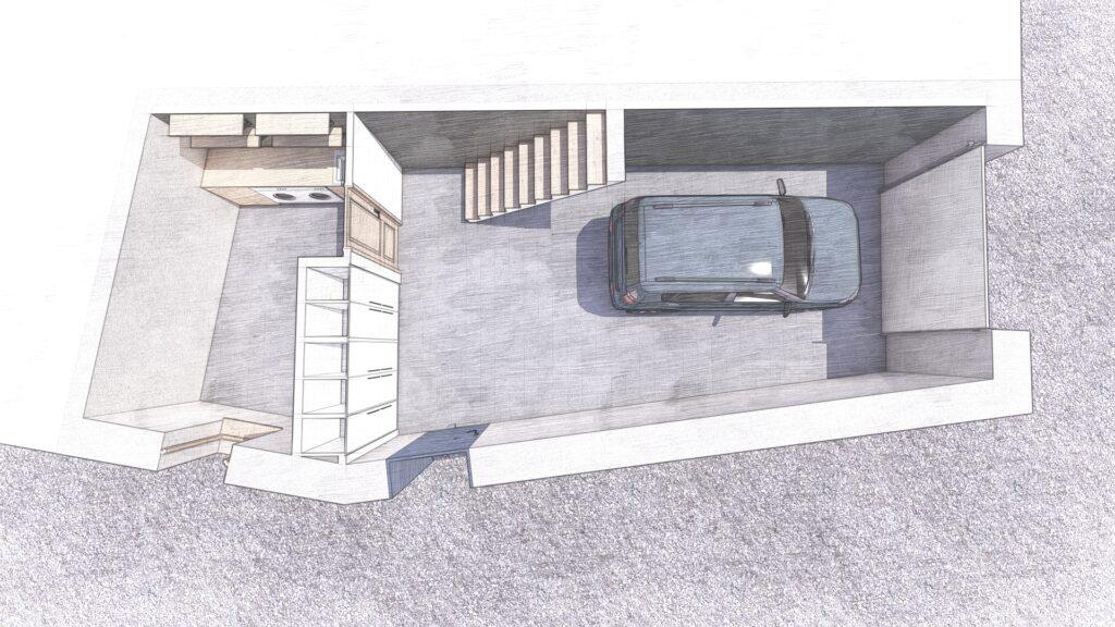 Bâti C vous réalisations aménagement intérieur Moselle