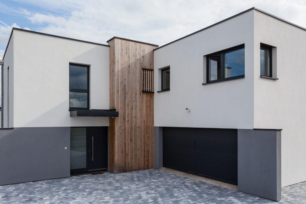 Bâti C vous réalisations maison cubique Moselle