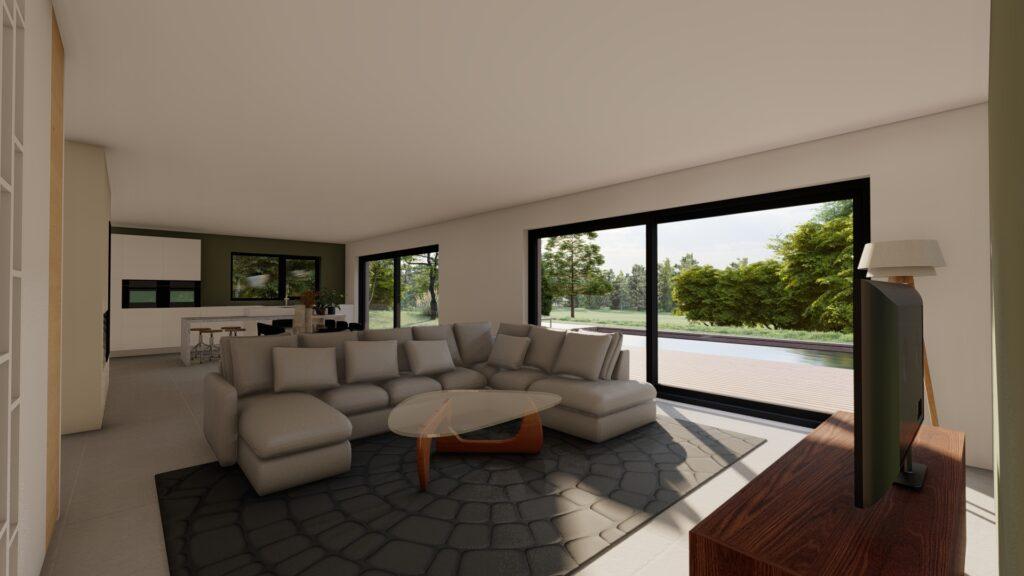 Bâti C vous réalisations villa moderne Moselle