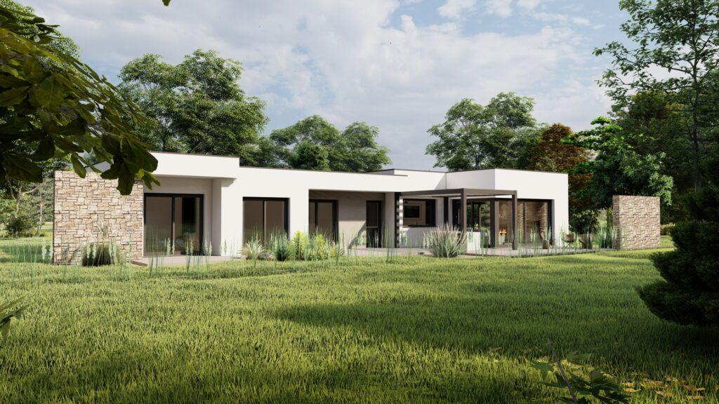 Bâti C vous réalisations maison plain pied Moselle