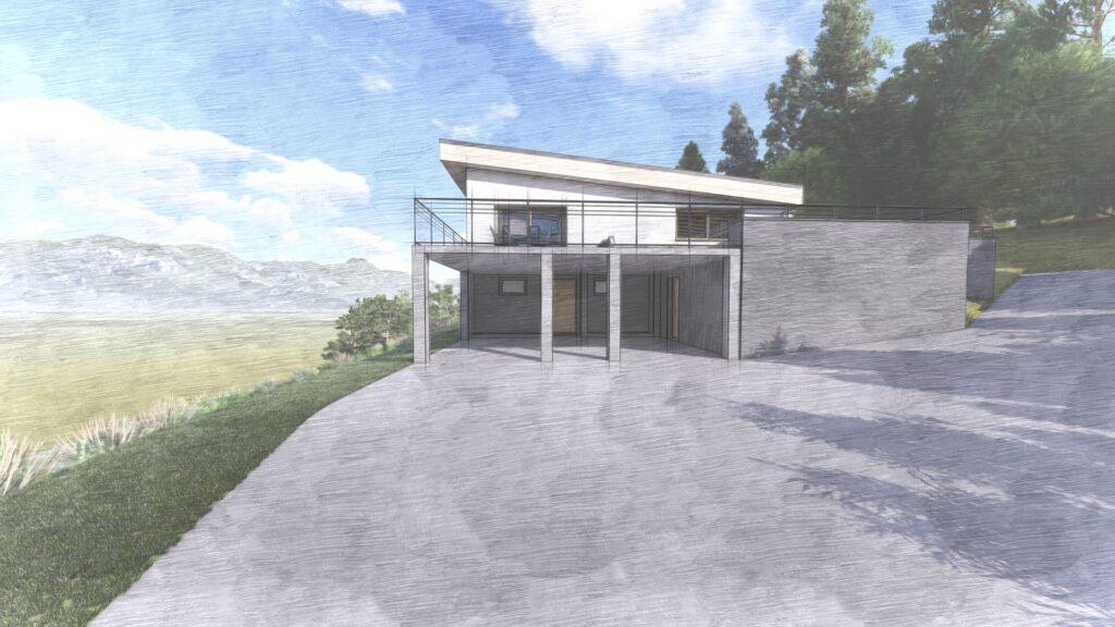 Bâti C vous réalisations rénovation, extension et aménagement intérieur maison Vosges